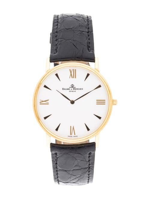 407e4fe758b Baume   Mercier Classima Watch - Strap - BAU21630