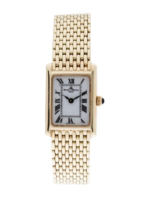 Baume & Mercier Classic Watch Yellow