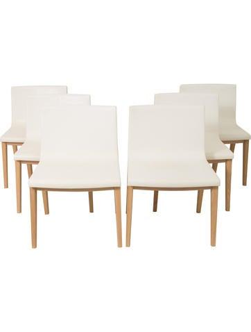 B&B Italia Acanto '14 Dining Chairs