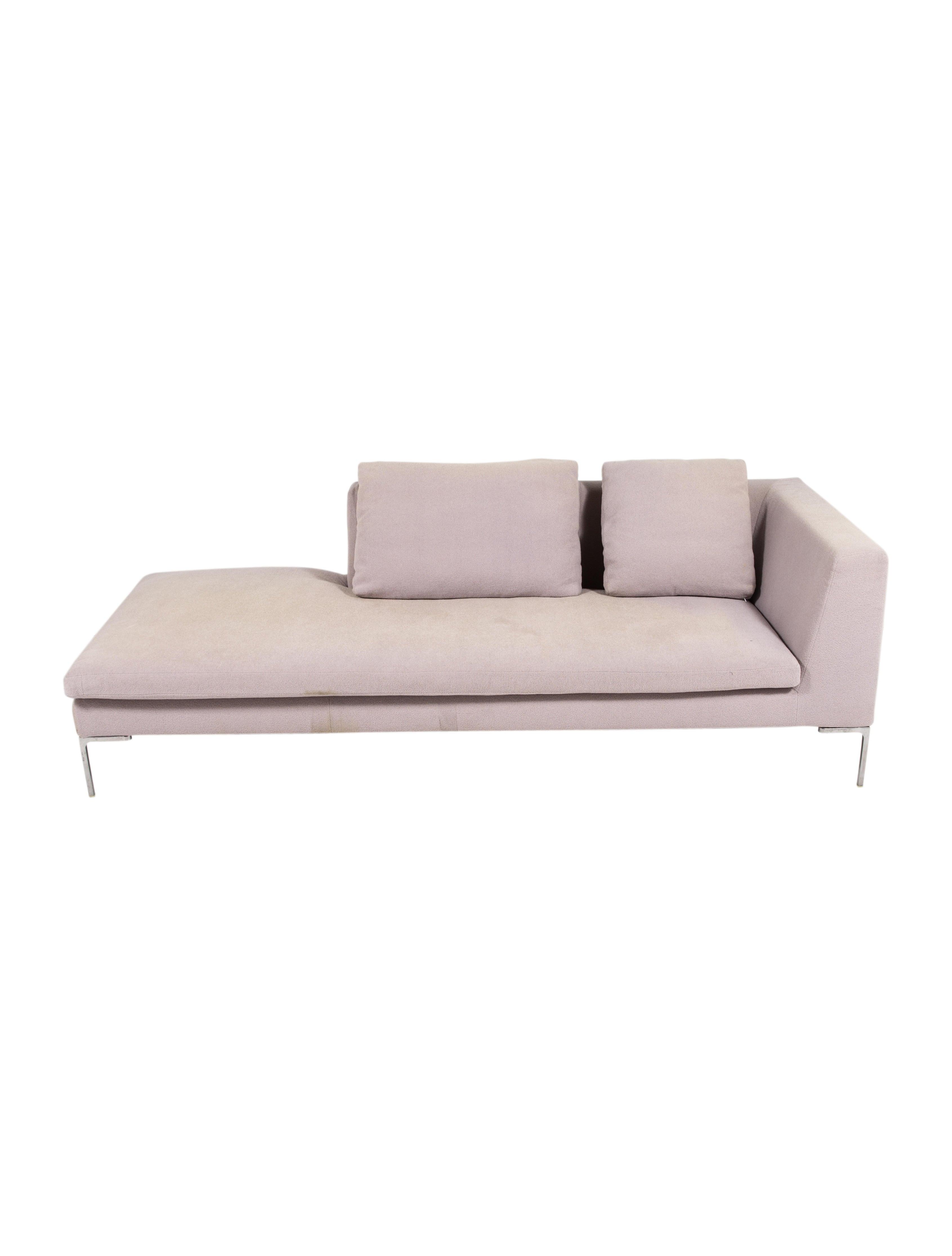 B B Italia Charles Sofa Furniture Bbi20057 The Realreal