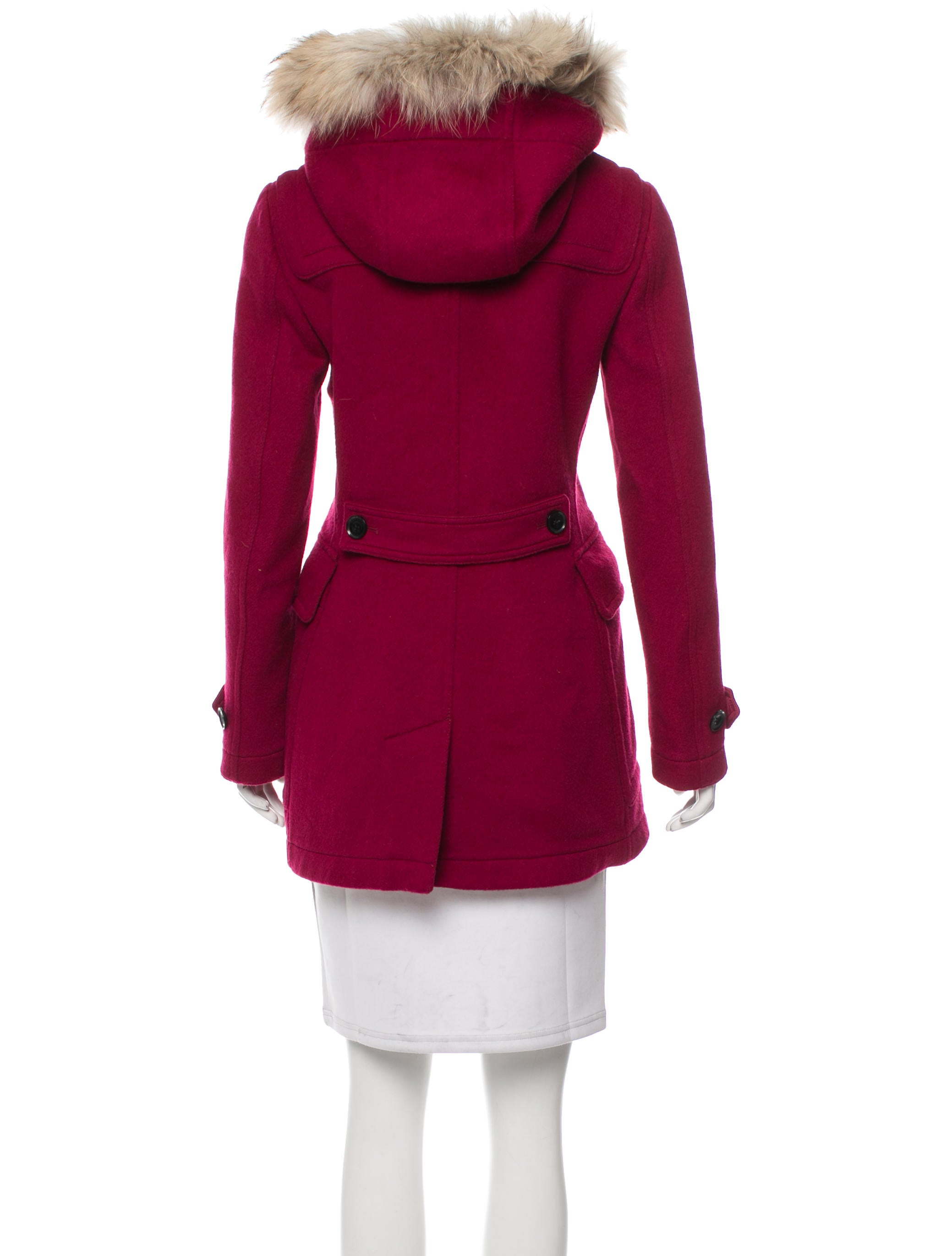 Free shipping BOTH ways on Wool and Pea Coats, Women, from our vast selection of styles. Fast delivery, and 24/7/ real-person service with a smile. Click or call