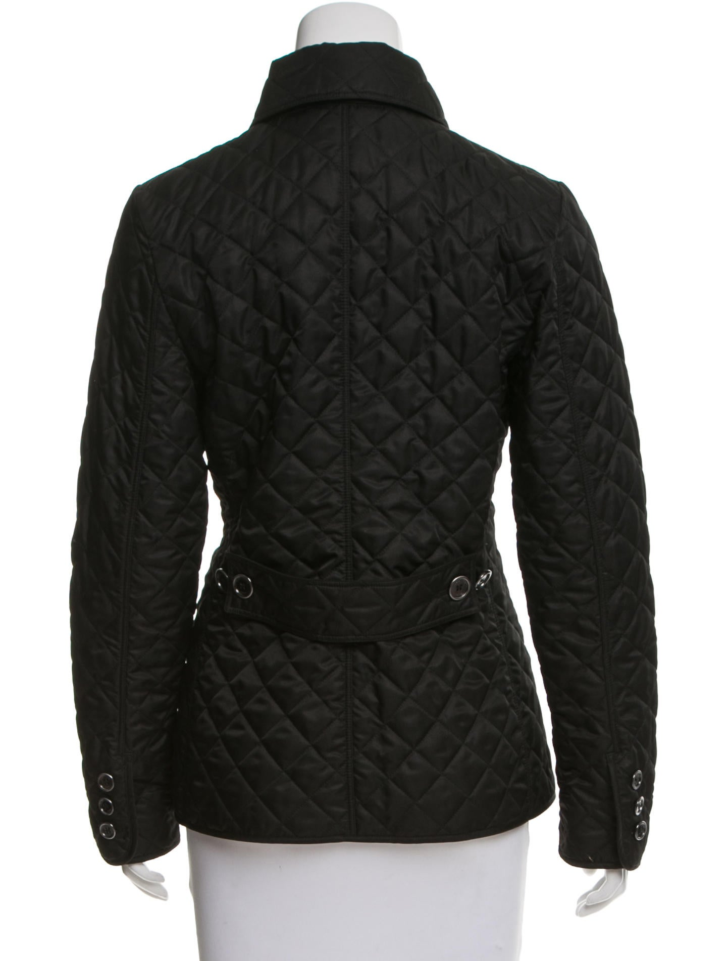 Burberry Brit Quilted Lightweight Jacket Clothing
