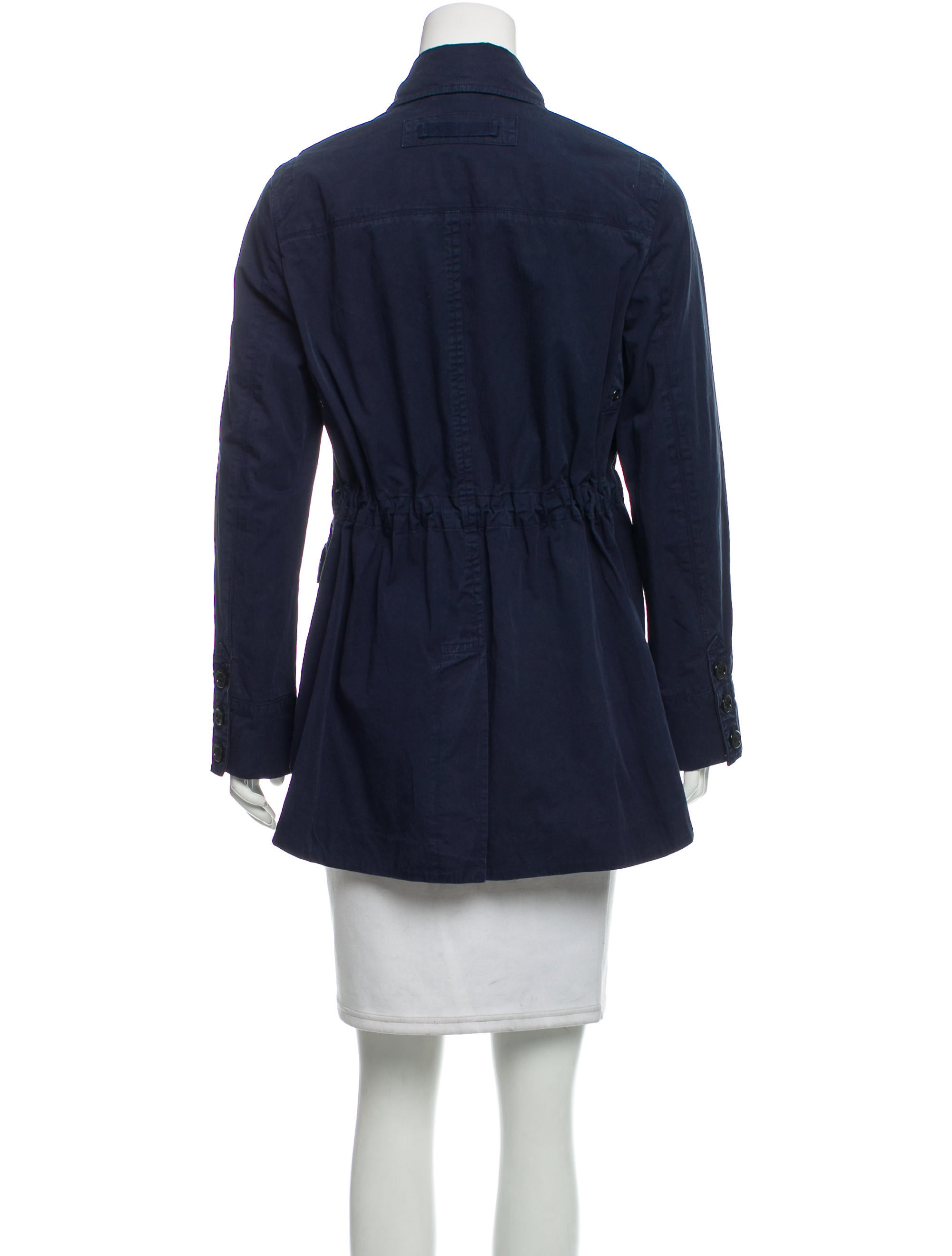 Burberry Brit Lightweight Long Sleeve Jacket Clothing