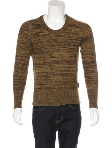 Burberry Brit Crew Neck Sweater None