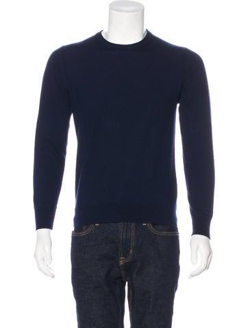 Burberry Brit Extra Fine Merino Wool Sweater None