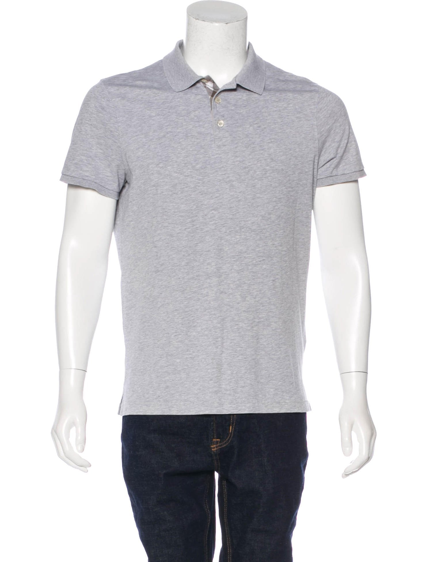 e207655ebbf85 Burberry Brit Mens Short Sleeve Polo Shirt – EDGE Engineering and ...