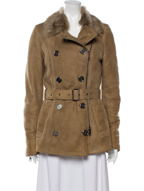 Burberry Brit Shearling Jacket
