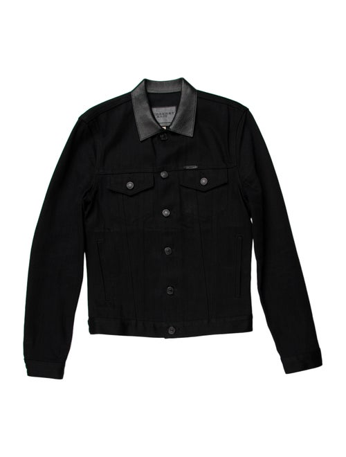 Burberry Brit Jacket Black