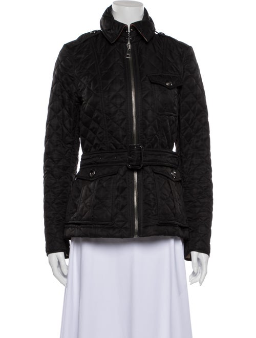 Burberry Brit Utility Jacket Black