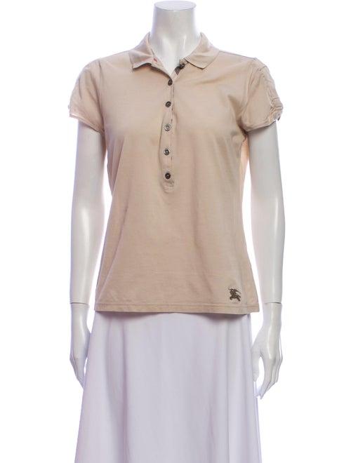 Burberry Brit Short Sleeve Polo