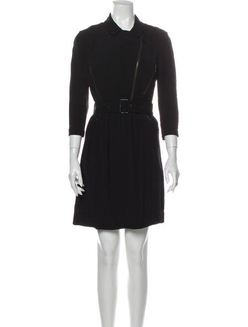 Burberry Brit Mini Dress Black