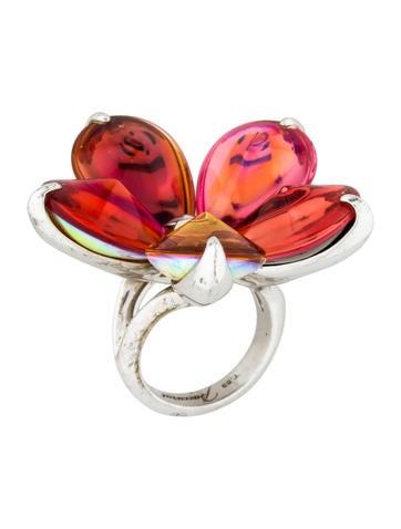 Baccarat Fleurs de Psydélic Day Ring - Rings