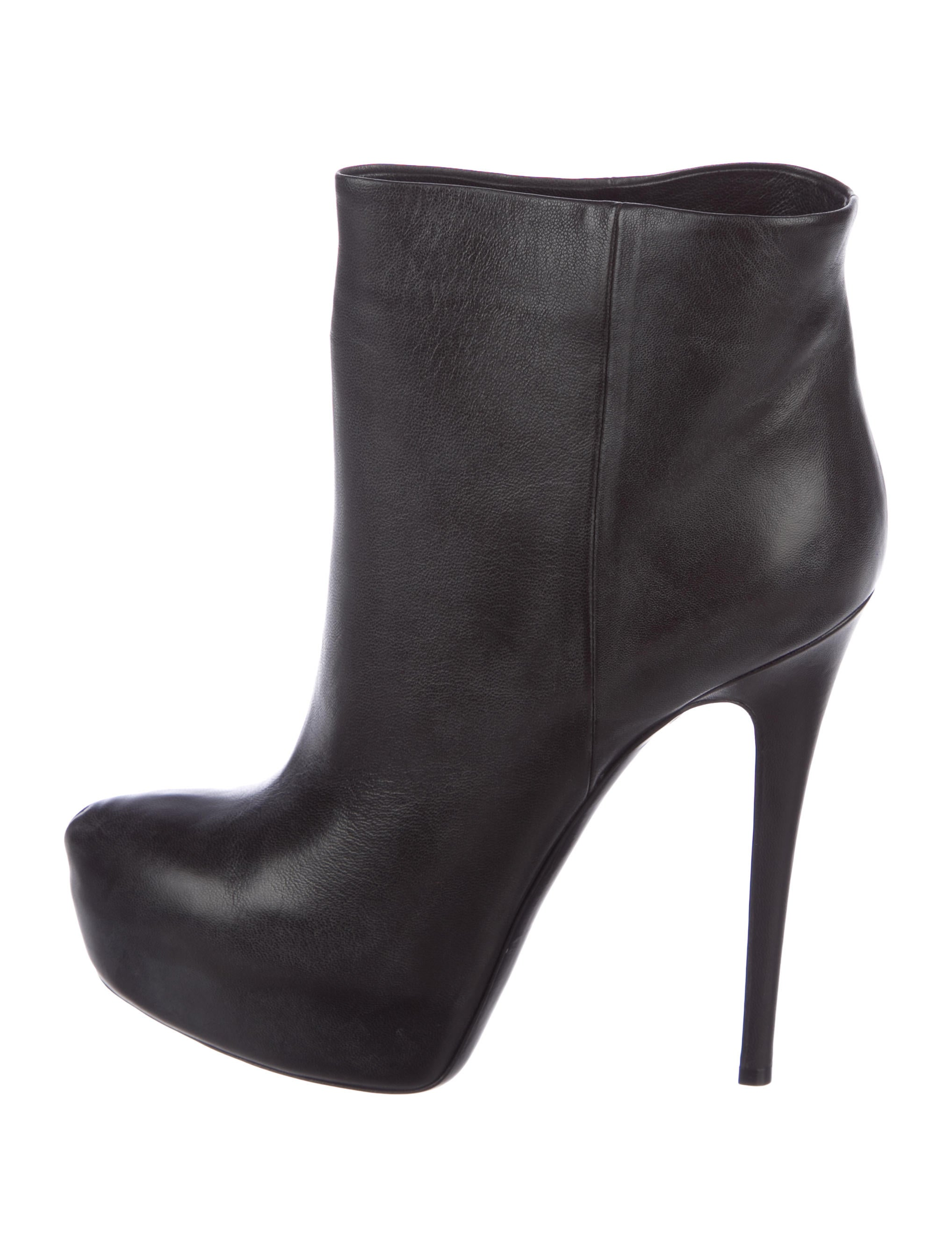 Ballin Classic Leather Platform Ankle Boots amazon sale online fast delivery for sale IzRDZhU