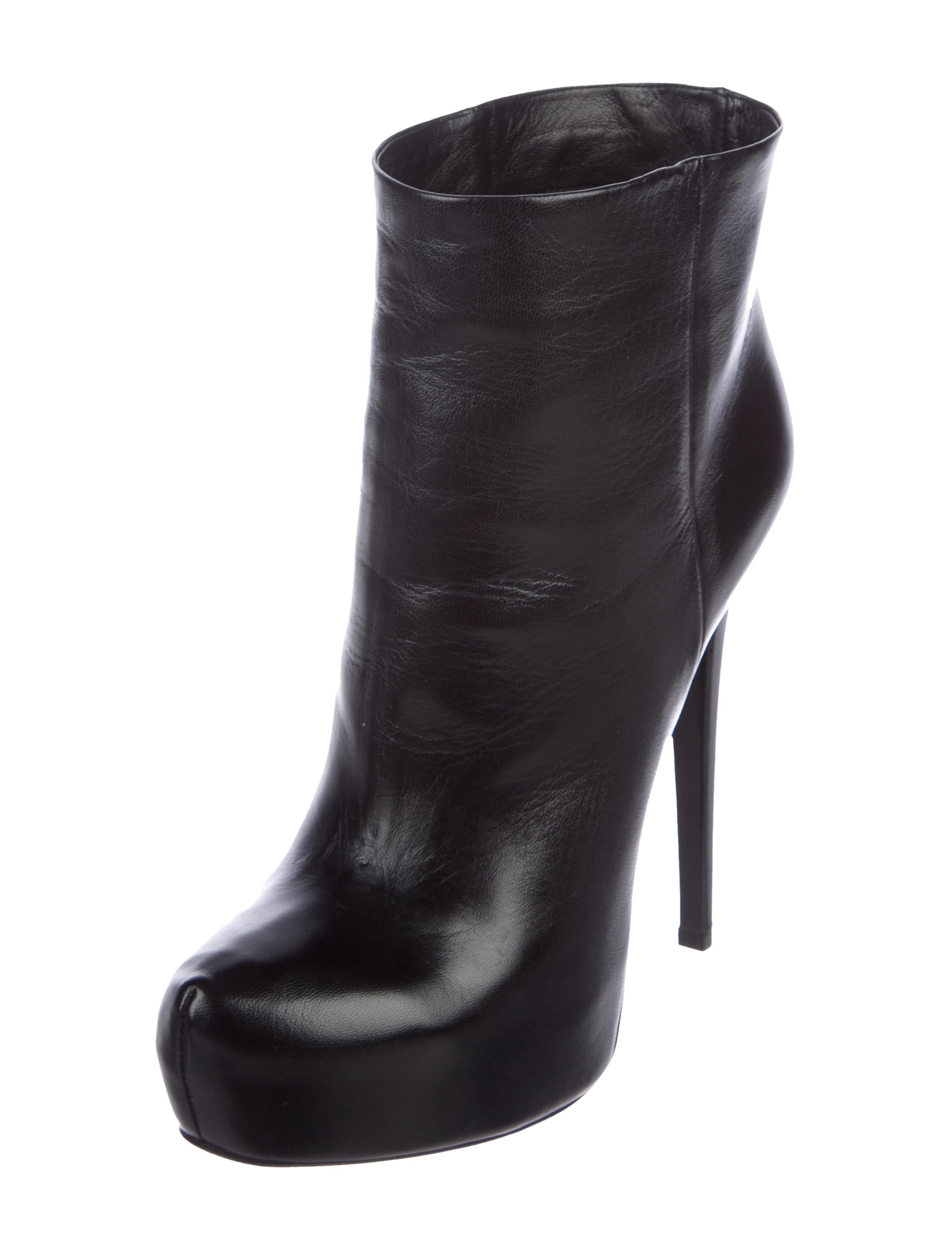 Ballin Classic Leather Platform Ankle Boots w/ Tags discount codes shopping online nkfbgj