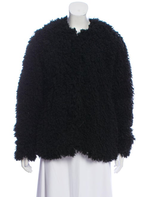 Beaufille Textured Medium-Weight Jacket Black
