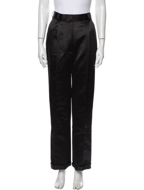 Beaufille Wide Leg Pants w/ Tags Black