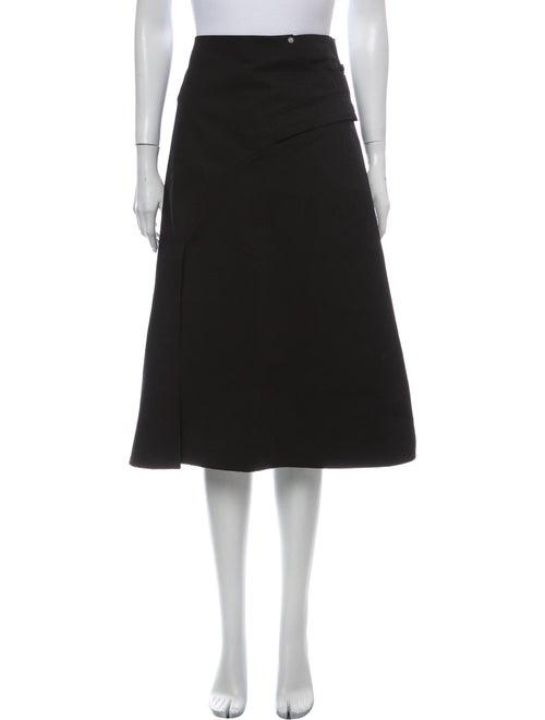 Beaufille Midi Length Skirt w/ Tags Black