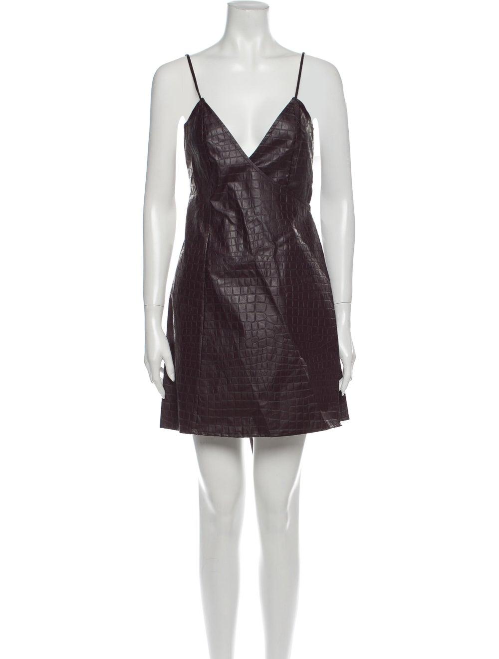 Beaufille Linen Mini Dress w/ Tags - image 1