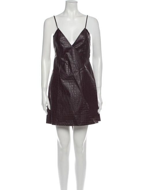 Beaufille Linen Mini Dress w/ Tags