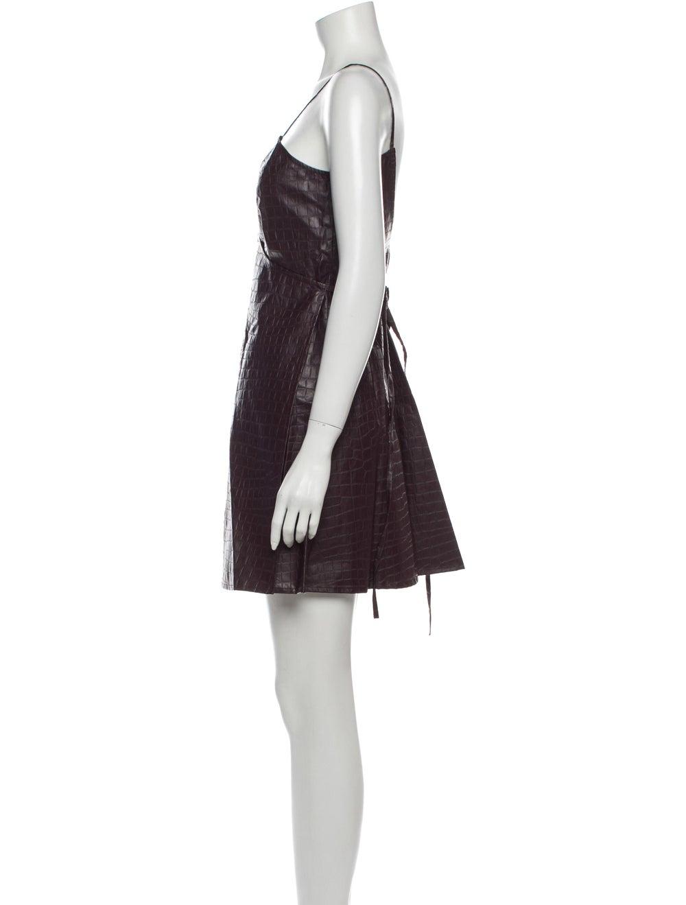 Beaufille Linen Mini Dress w/ Tags - image 2