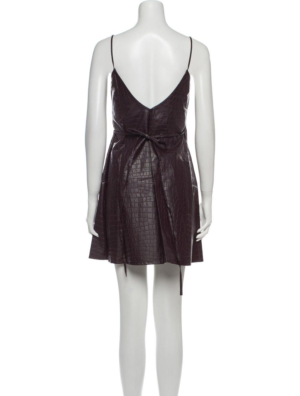 Beaufille Linen Mini Dress w/ Tags - image 3
