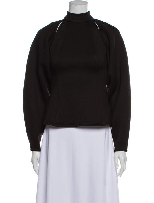 Beaufille 2019 Loren Blouse Sweatshirt Black