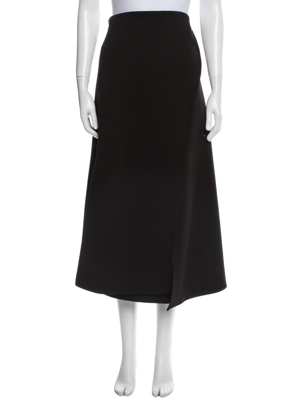 Beaufille Midi Length Skirt Black - image 1