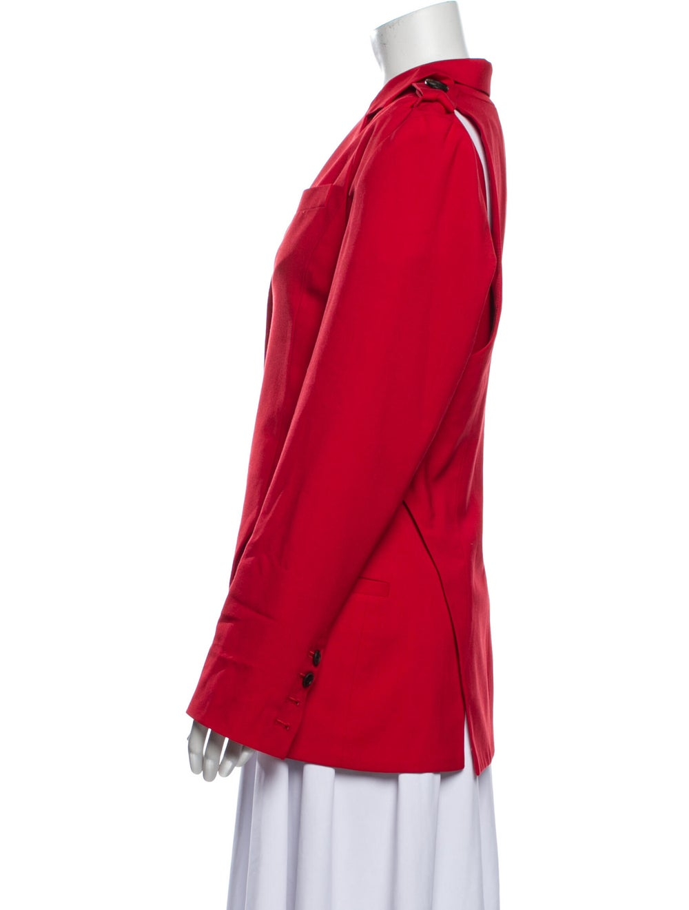 Beaufille Blazer Red - image 2