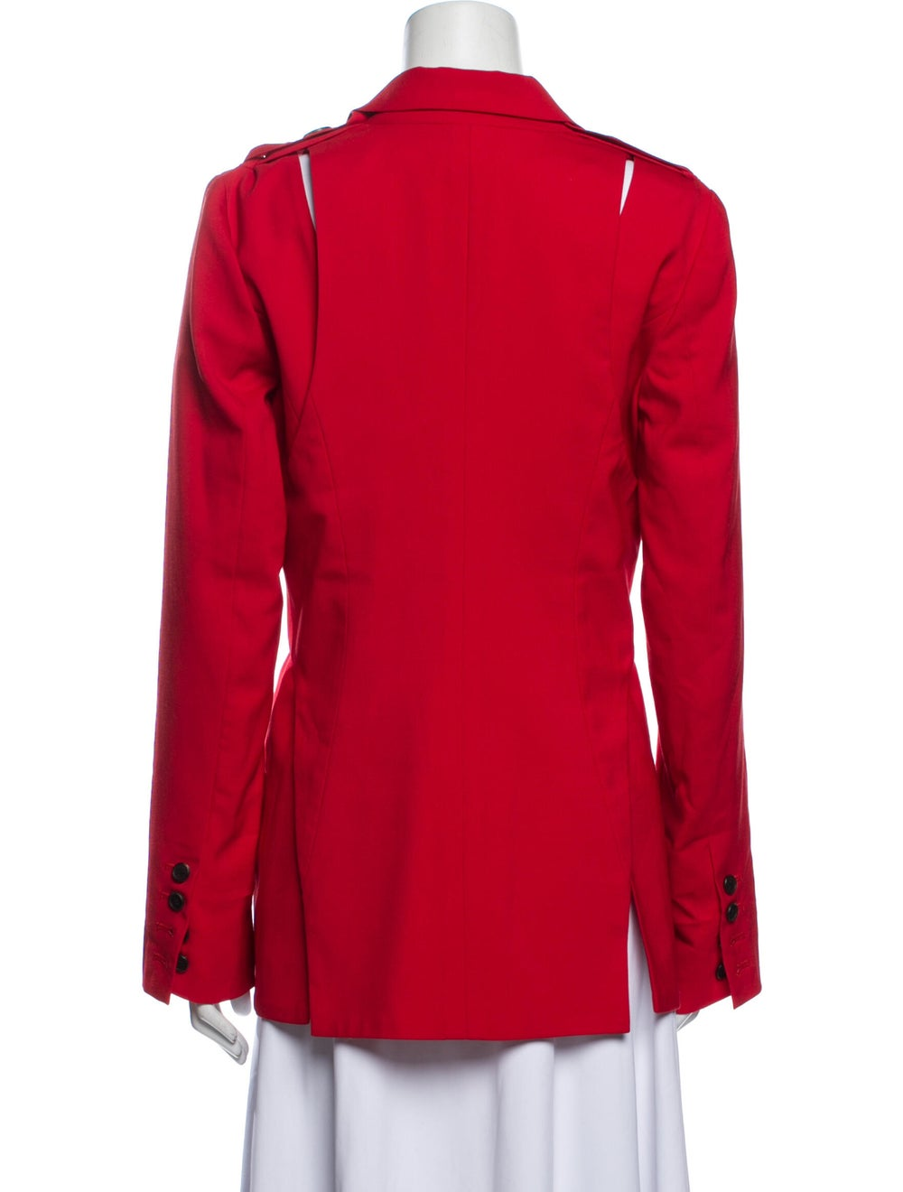 Beaufille Blazer Red - image 3