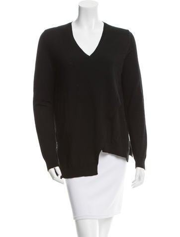 Belstaff Wool Asymmetrical Top None