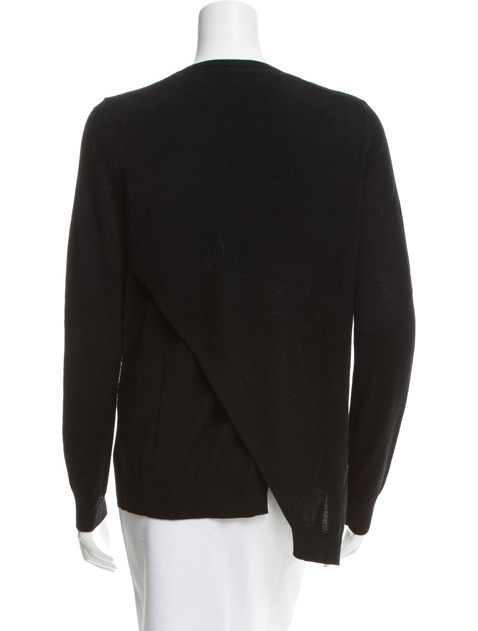 Belstaff wool asymmetrical top clothing bel21551 the for Best wool shirt jackets