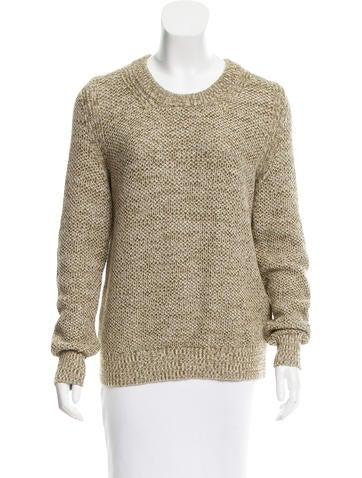 Belstaff Long Sleeve Knit Sweater None