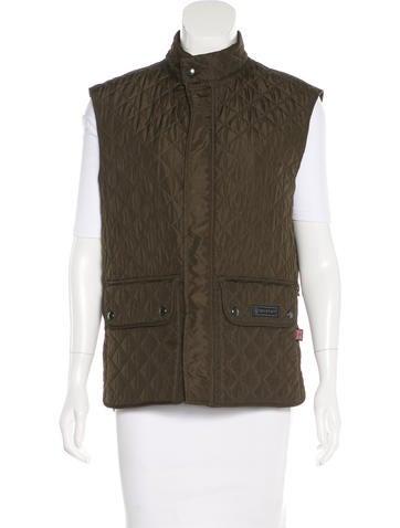 Belstaff Quilted Lightweight Vest None