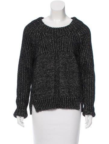 Belstaff Cass Alpaca-Blend Sweater w/ Tags None