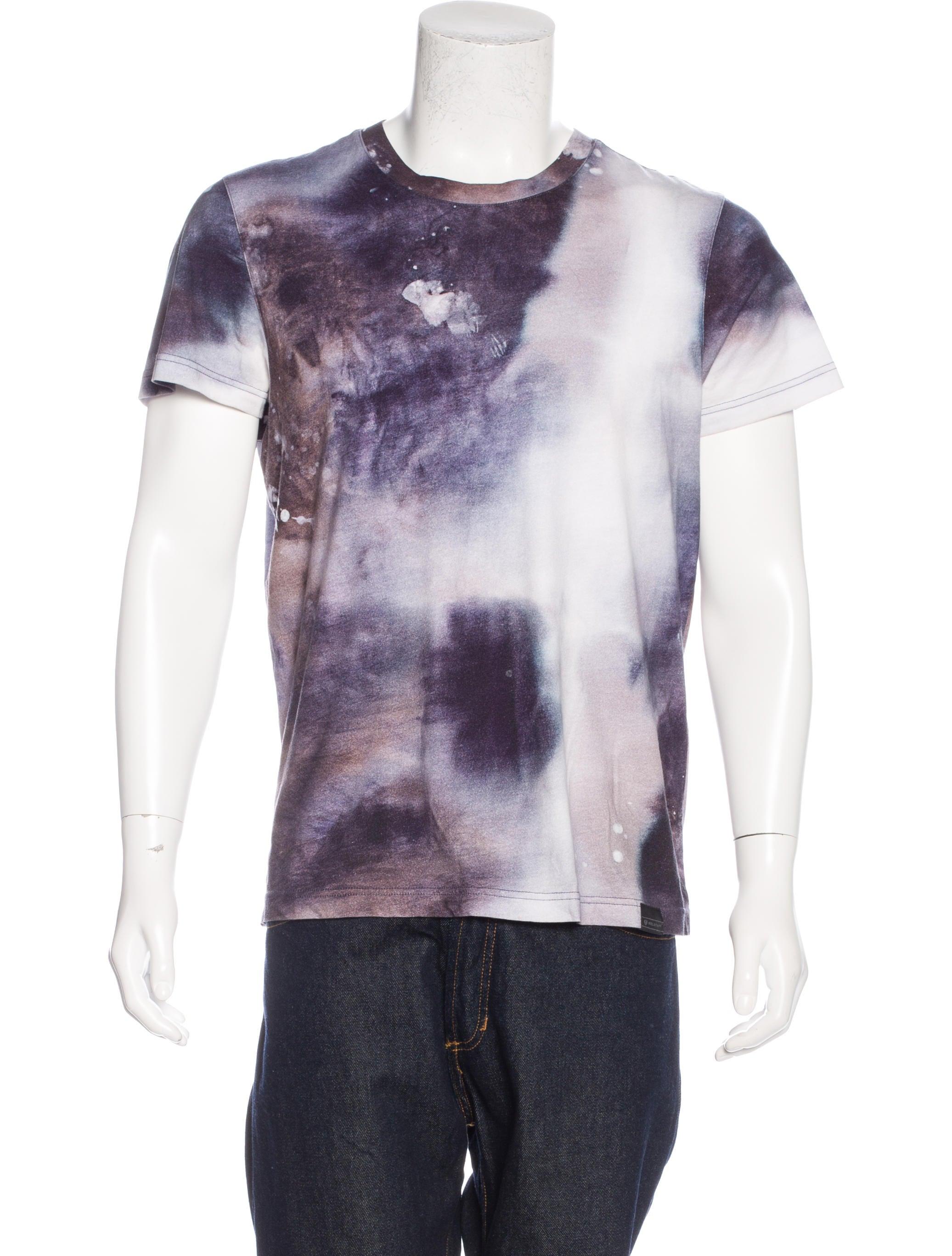 Belstaff Tollgate Galaxy Print T Shirt W Tags Clothing Bel22038