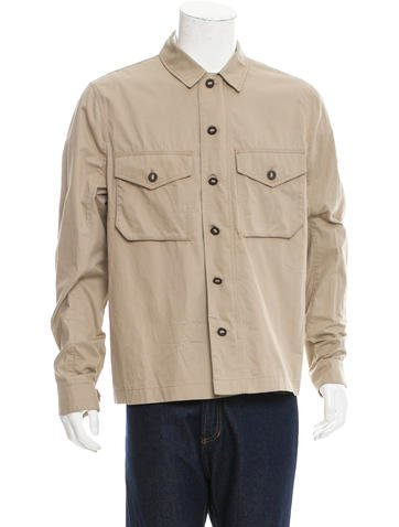 Belstaff Button-Up Shirt Jacket None