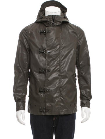 Belstaff Hayburn Coated Parka None
