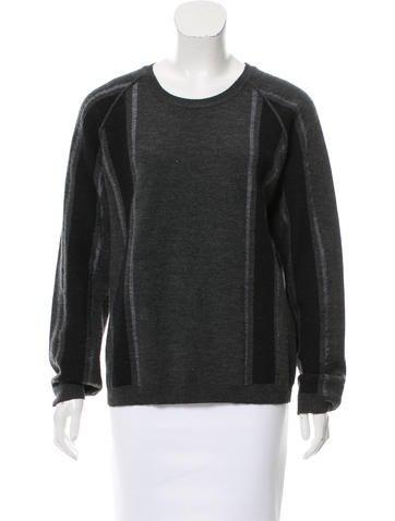 Belstaff Patterned Wool Sweater None