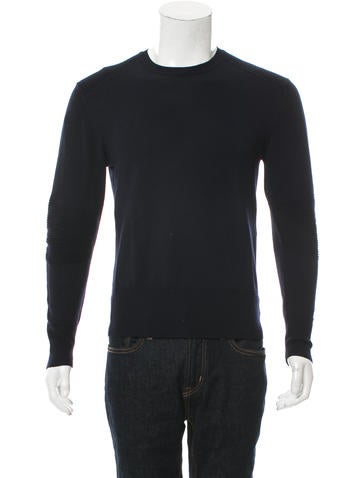 Belstaff Wool Crew Neck Sweater None