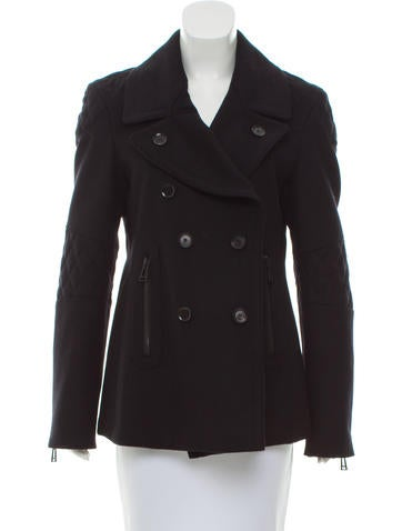 Belstaff Wool Double-Breasted Coat w/ Tags None