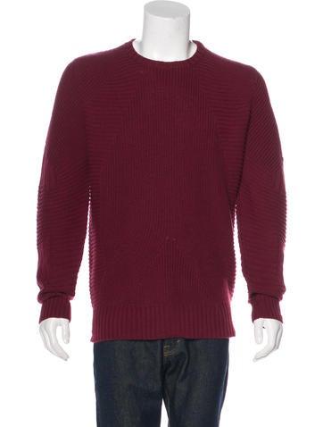 Belstaff Virgin Wool & Cashmere Sweater None