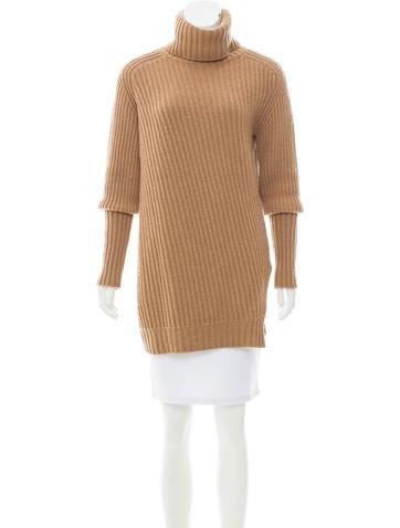Belstaff Oversize Wool Sweater None