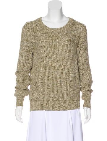 Belstaff Scoop Neck Knit Sweater None
