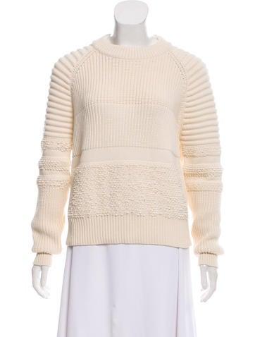 Belstaff Knit Long Sleeve Sweater w/ Tags None