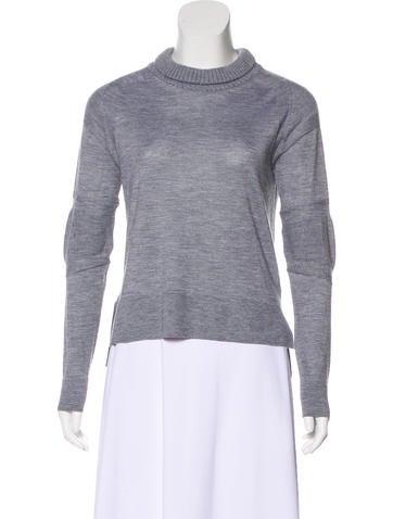Belstaff Wool & Silk-Blend Sweater None