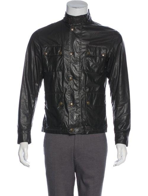 Belstaff Metallic Field Jacket metallic