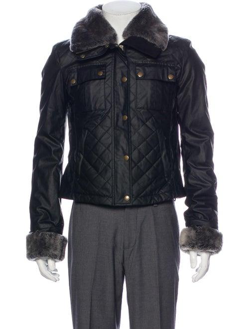 Belstaff Bomber Jacket Black