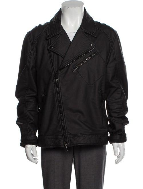 Belstaff Moto Jacket Black