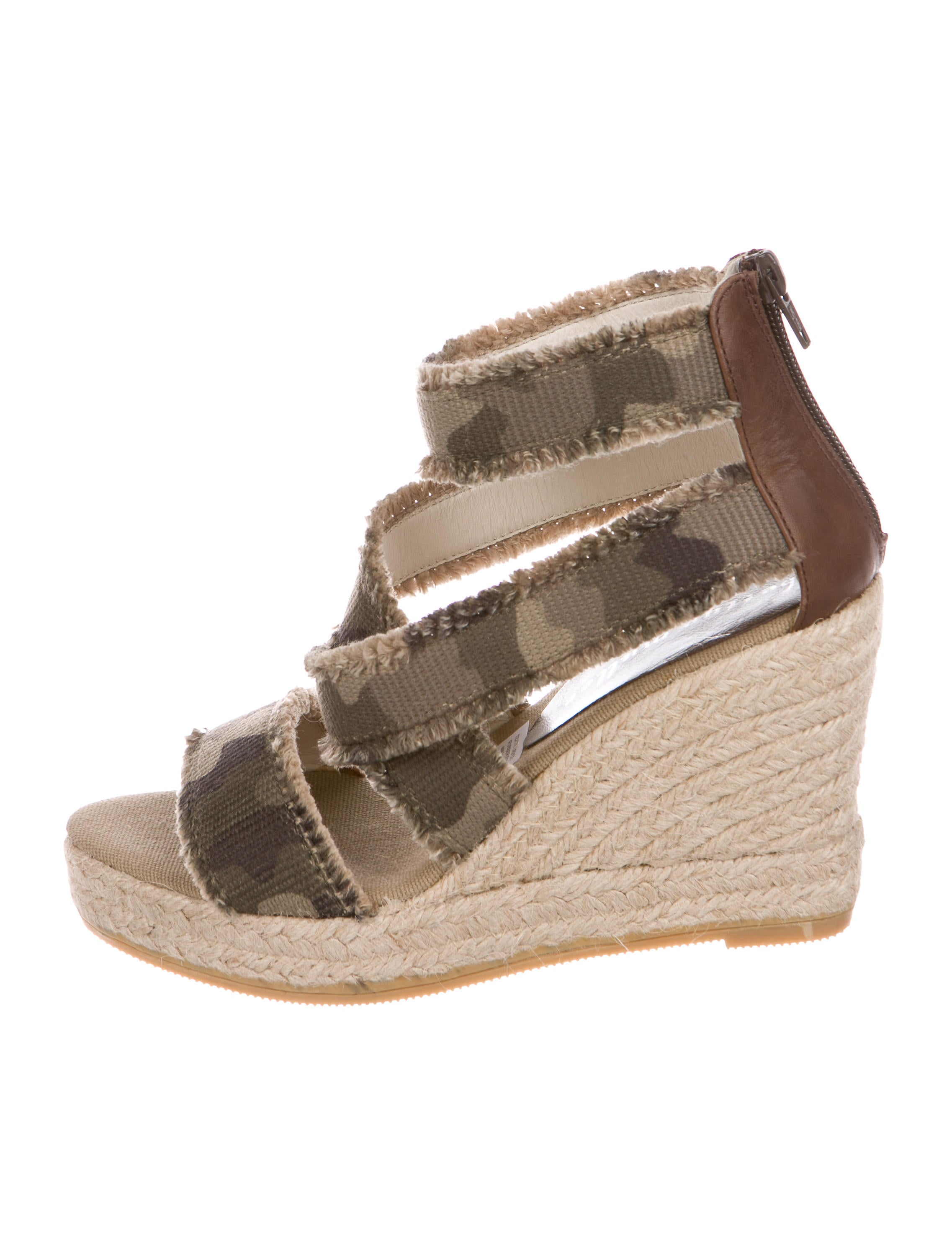 5263f7f8710 Woven Espadrille Wedges
