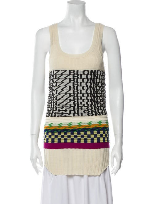 Bernhard Willhelm Wool Striped Sweater w/ Tags Woo